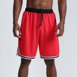 Men Gym Fitness Bodybuilding Short Pants Summer Thin Male Basketball Stripe Training Casual Shorts Running Sport Shorts Men Jogging Pants Men Sportswear Men Sportswear Men Swimwear Men Workout Shorts Running & Yoga Running Shorts Sporting Goods Sports & Entertainment Sports and Outdoor cb5feb1b7314637725a2e7: Black|Gray|Green|NEW Black|Red|Yellow