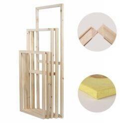 Practical Blank Wooden Frame for 5D Diamond Painting & Canvas Oil Painting Nature DIY Art Frame Picture Inner Frame Home Decor Home Garden & Appliance 6f6cb72d544962fa333e2e: 20x20cm 20x30cm 30X30cm 30x40cm 40x40cm 40x50cm 40x60cm 50x50cm 50x60cm 60x60cm