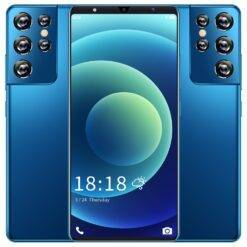 New 2021 Galxy S21Ultra Andriod Smart Phone 6.1 Inch Fingerprint Unlock Cheap Mobile Phone 4G 5G Network Celular Clobal Version Cell Phones & Accessories Cell Phones & Smartphone cb5feb1b7314637725a2e7: Black|Blue|Green