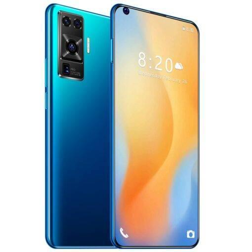 2021 X50 Pro 512G facial fingerprint recognition 7.2-inch 6800mAhd featured phone Cell Phones & Accessories Cell Phones & Smartphone d92a8333dd3ccb895cc65f: AU Plug EU Plug UK Plug US Plug