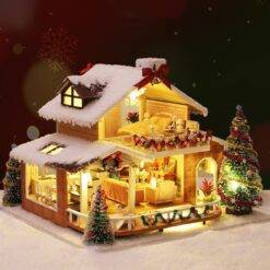 New Diy House Miniature Dollhouse Kit Christmas Carnival Building Model Room Box Wood Doll House Furniture Kids Toys Adult Gifts Craft & Arts Supplies cb5feb1b7314637725a2e7: Dust cover|house-001|house-002|house-003|house-004|house-005|house-006|house-007|house-008|house-009|house-010|house-011|house-012|house-013|house-014|house-015|house-016|house-017|house-018|house-019