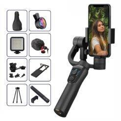 AXNEN S5B 3 Axis Handheld gimbal stabilizer cellphone Video Record Smartphone Gimbal For phone Action Camera VS H4 Cameras & Photo Electronics 1ef722433d607dd9d2b8b7: China France Poland Russian Federation Spain