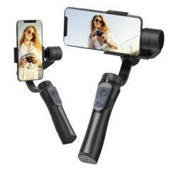 3-Axis Handheld Gimbal Stabilizer For Smartphone iPhone 11 12 XS Huawei Xiaomi Samsung Action Camera Video Record Vlog Live Cameras & Photo Electronics 1ef722433d607dd9d2b8b7: China|France|Poland|Russian Federation|Spain